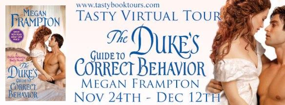 The-Duke's-Guide-to-Correct-Behavior-Megan-Frampton