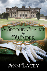Ann Lacey A Second Chance For Murder  Book Cover