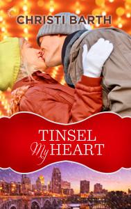 Christi Barth   Tinsel My Heart    Book Cover