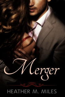 Heather Miles  Merger  Book Cover