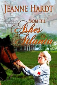 Jeanne Hardt  Ashes of Atlanta  Book Cover