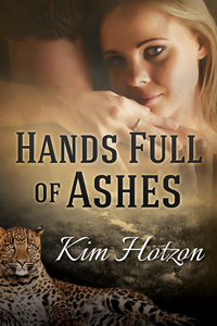 Kim Hotzon  Hands Full of Ashes  Book Cover