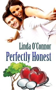 Linda O'Connor  Perfectly Honest   Book Cover