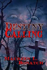 Maureen Bonatch  DestinyCalling_w9052_300  Book Cover
