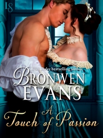 A Touch of Passion_Evans