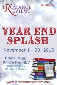 TRR Year End Splash Poster